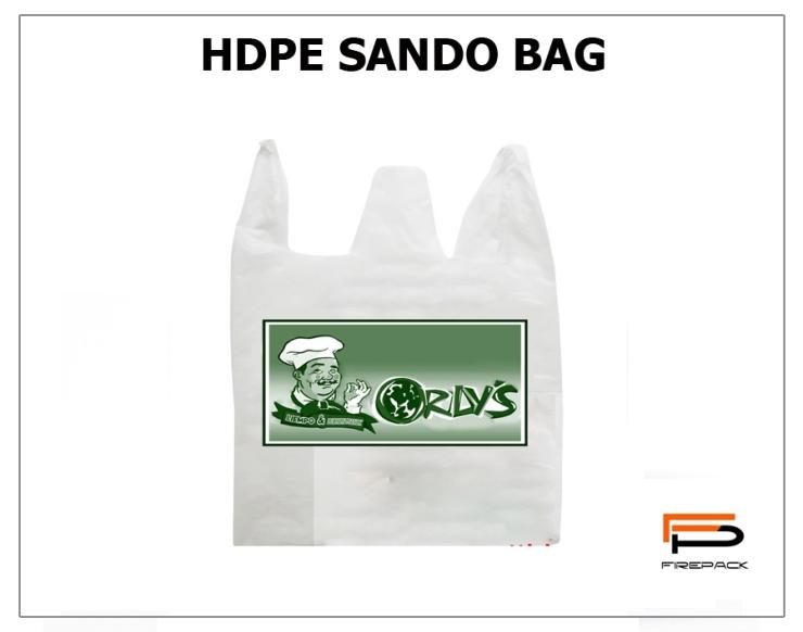 HDPE SANDO BAG