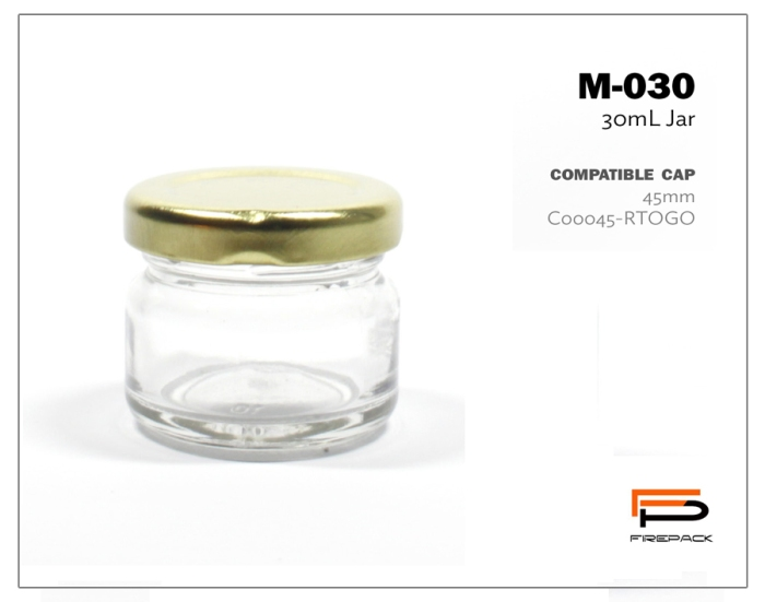 Jar M030 30ml