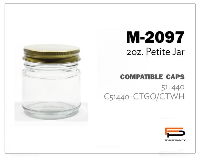 petite jar m2097 2oz