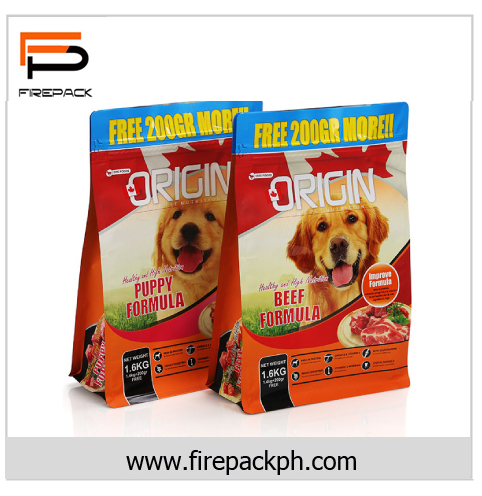 dog food origin