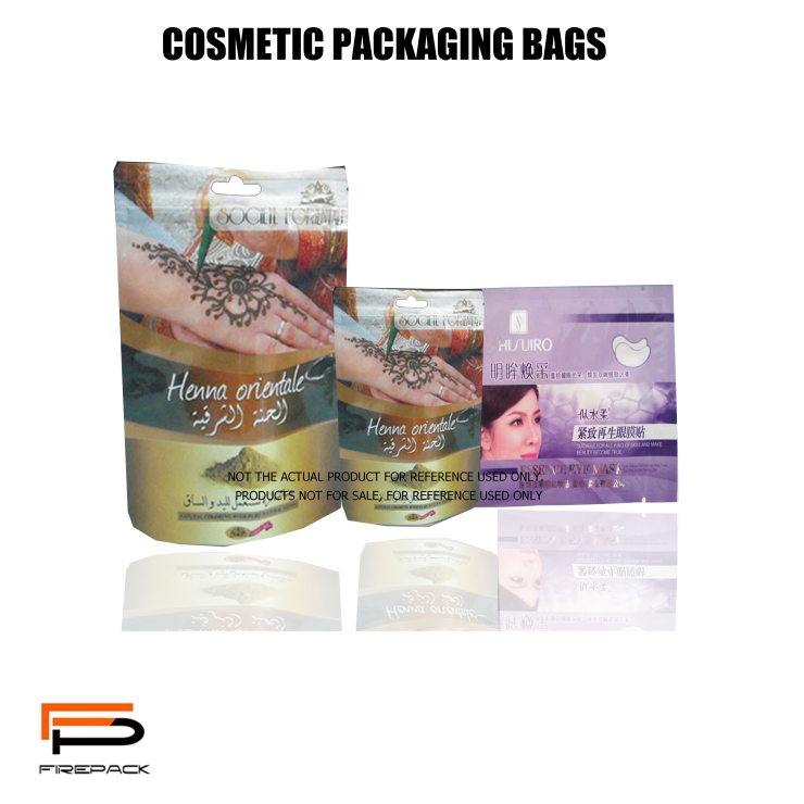 COSMETIC PACKAGING BAG