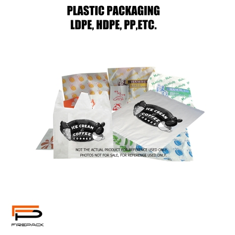 PLASTIC PACKAGING RANDOM
