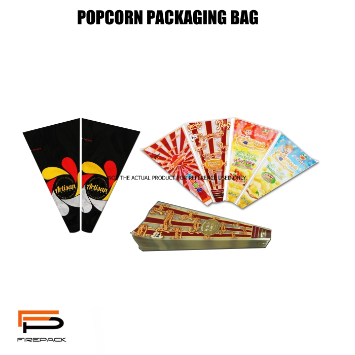POPCORN PACKAGING BAG
