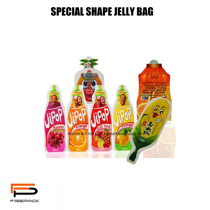 SPECIAL SHAPE JELLY BAG