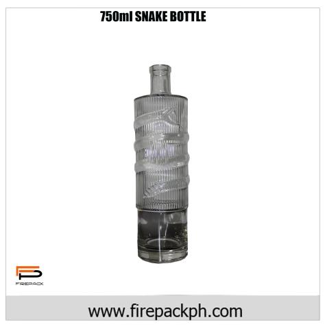 750ml snakebottle