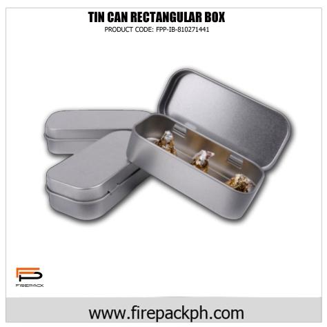 box tin can