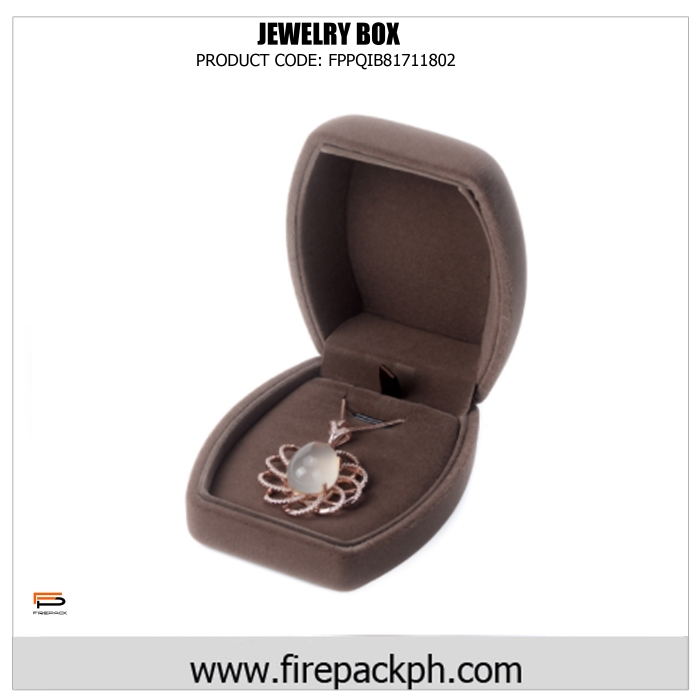 brown jewelry