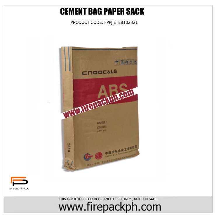 cement paper sack supplier cebu