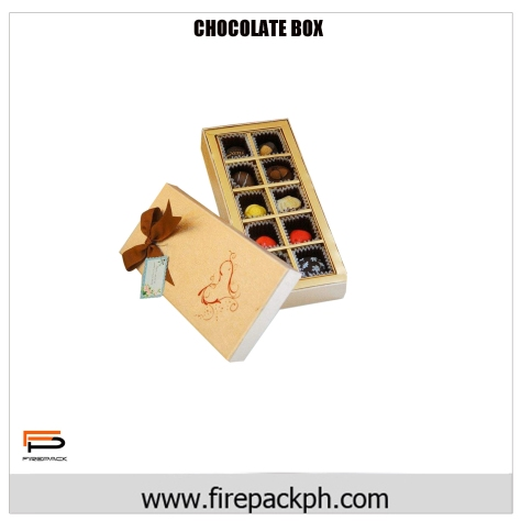 choco box CARTON