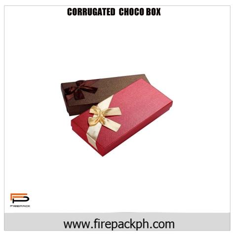 choco glossy type carton