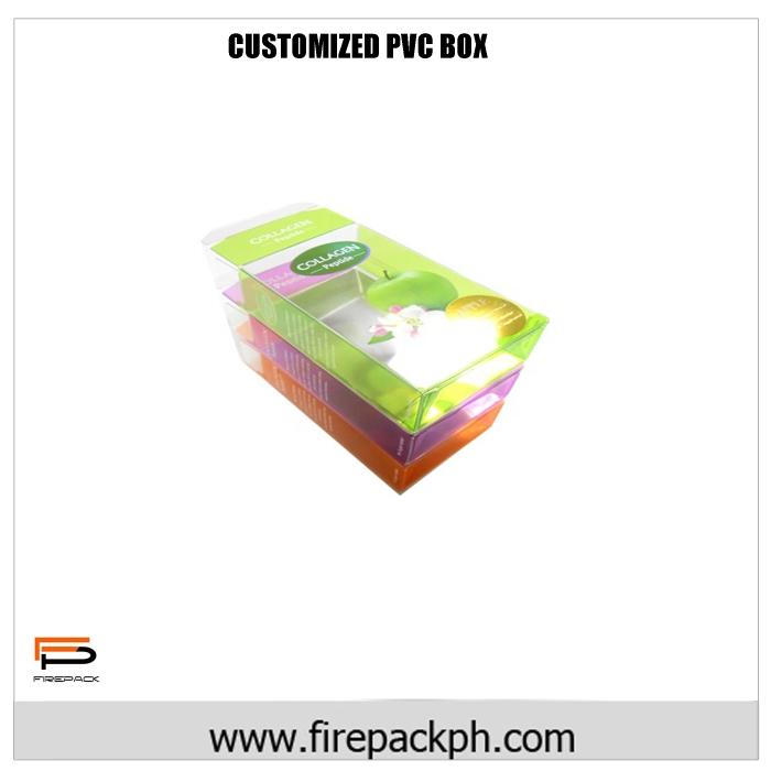 CUSTOMIZED PVC BOX