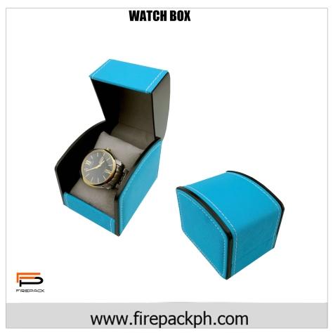 CUSTOMIZED WATCH BOX