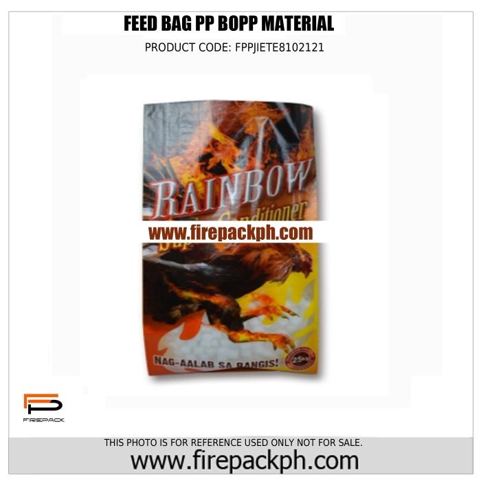 feed bag maker cebu philippines