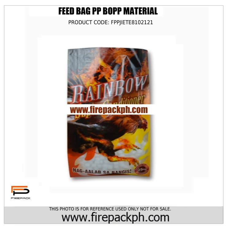 feed bag maker cebu philippines