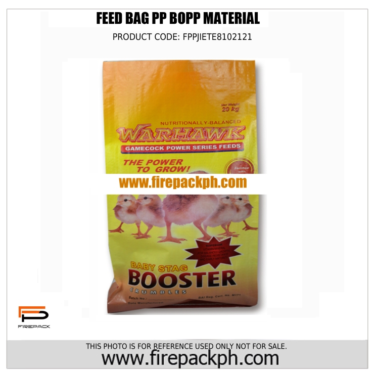 feed bag poultry sack supplier