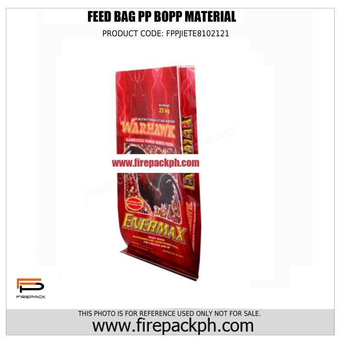 feed bag supplier cebu