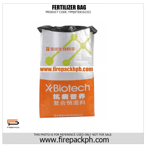 fertilizer bag supplier cebu