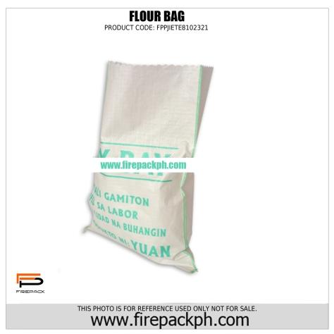 flour bag supplier philippines
