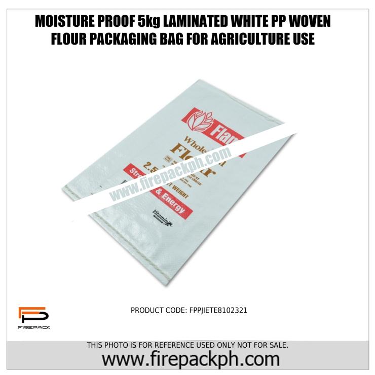 flour laminated sack