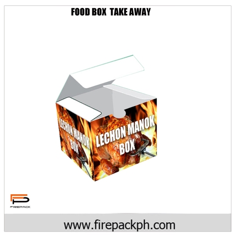 FOOD BOX TAKE AWAY
