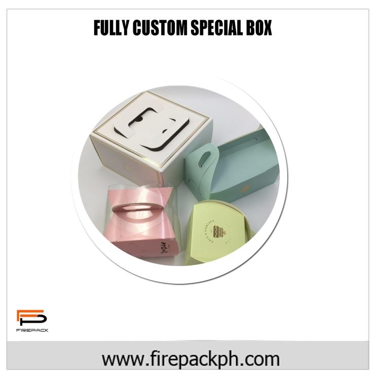 full custom box