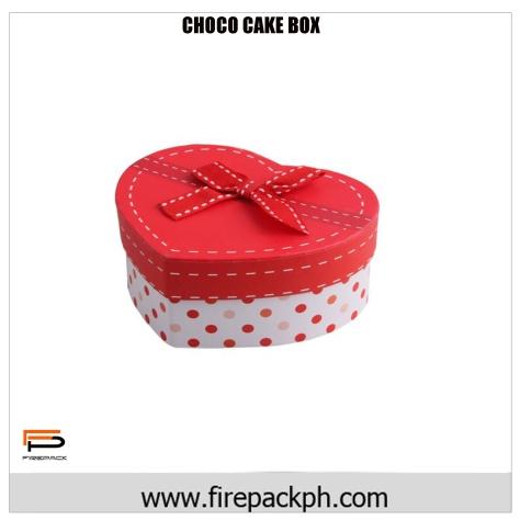heart shape cake box