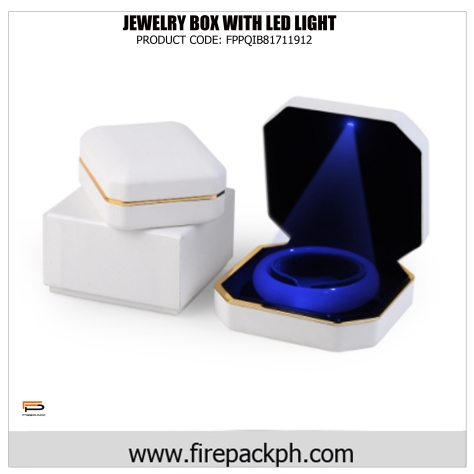 jewelry with led light