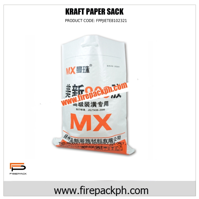 kraft paper sack cebu supplier