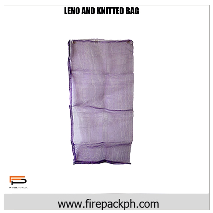leno and knitted bag cebu supplier
