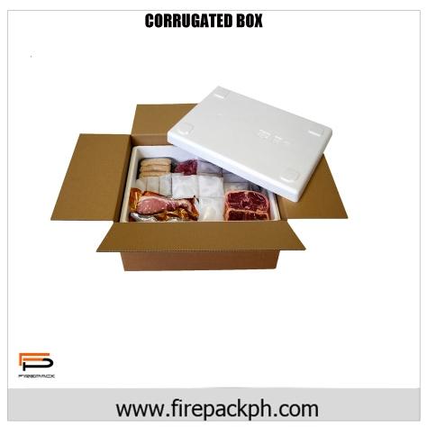 meat box carton box
