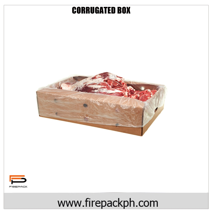 meat box carton