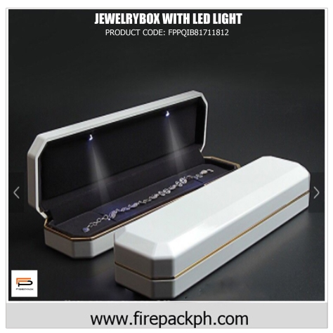 necklace box with led light