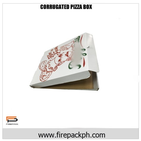 PIZZA BOX KRAFT PAPER