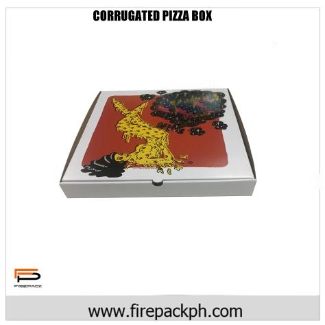 PIZZA BOX KRAFT