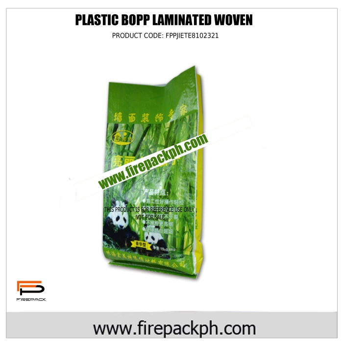 plastic bopp laminated sack maker