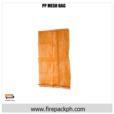 pp mesh bag sack