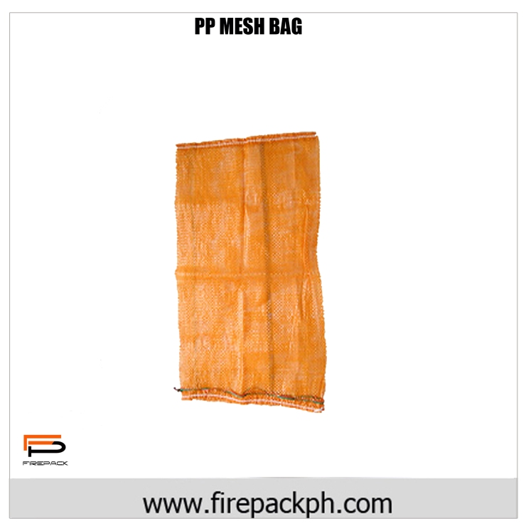 pp mesh bag sack