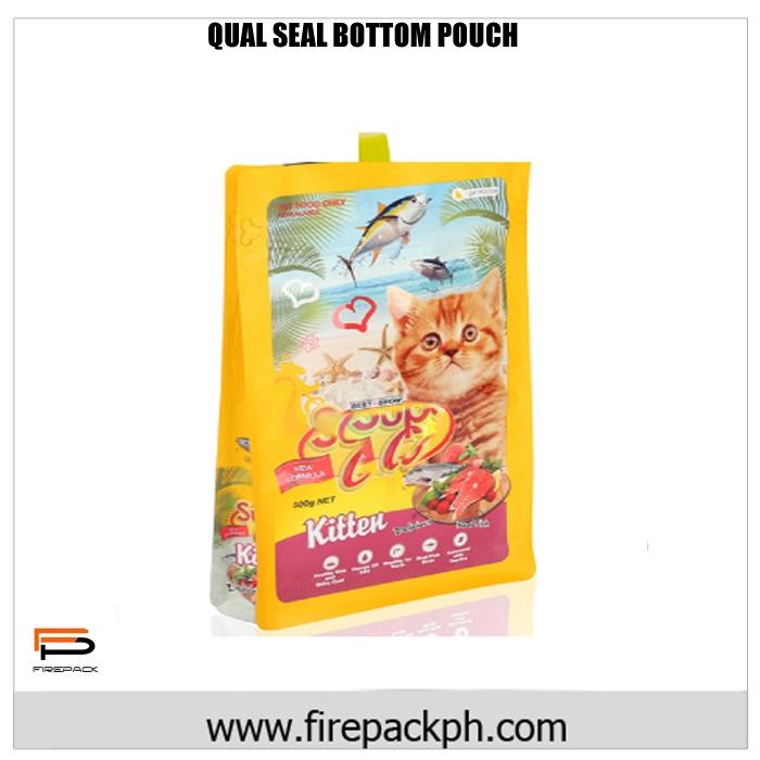 QUAL SEAL CAT FOOD