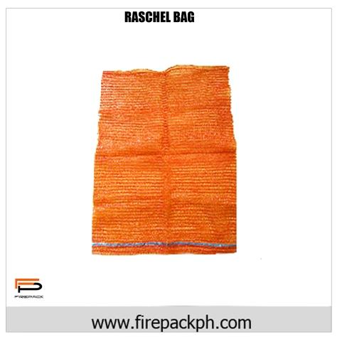 raschel bag supplier cebu philippines orange