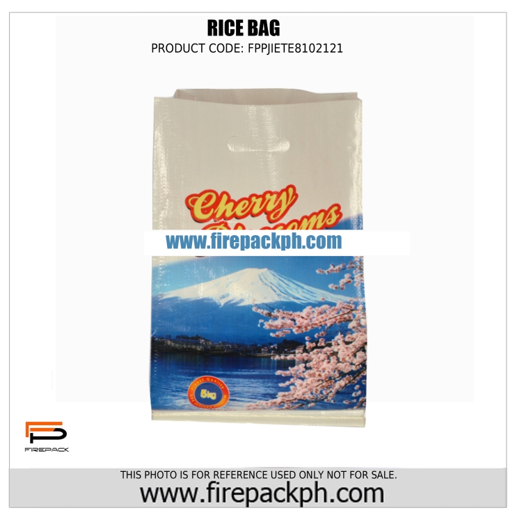 rice bag supplier cebu philippines