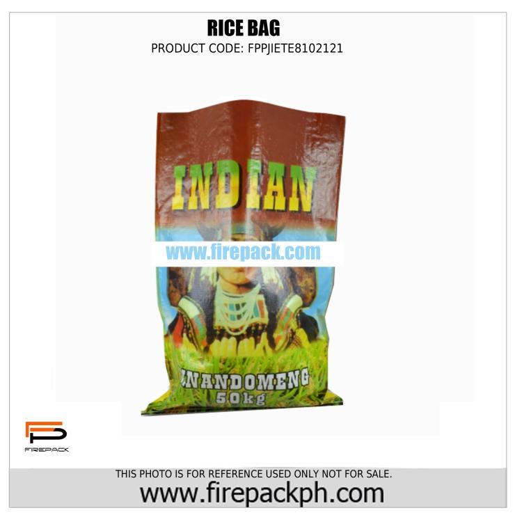 rice bag supplier cebu sacks