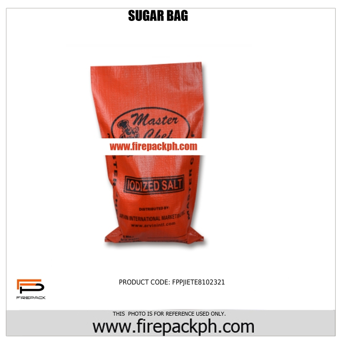 sugar sack customized cebu supplier
