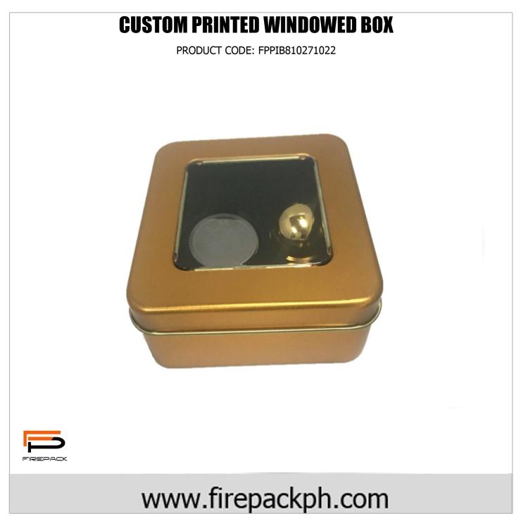 tin can custom printed box