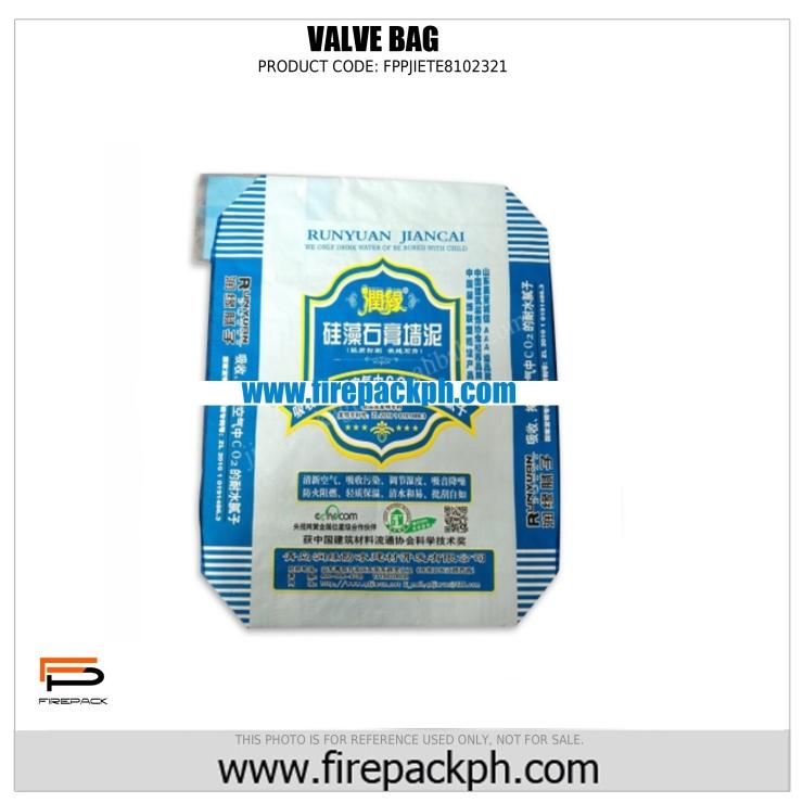 valve bag cebu philippines maker