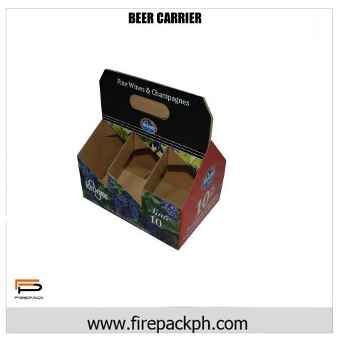 bear box gable style carton