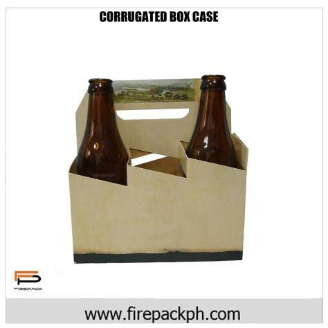 beer box corrugated carton case