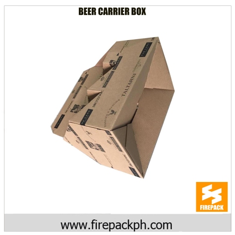 beer carrier box