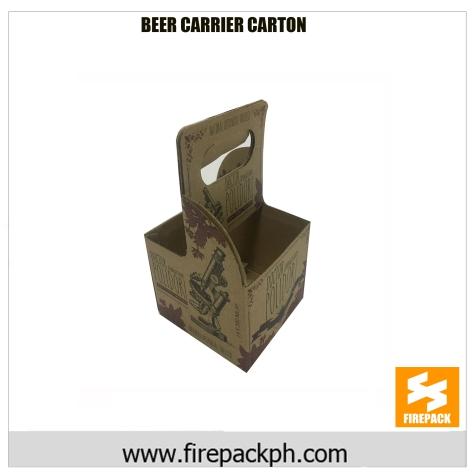 beer carton carrier maker firepack cebu