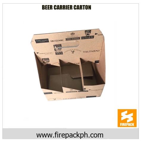 beer carton carrier maker firepack supplier