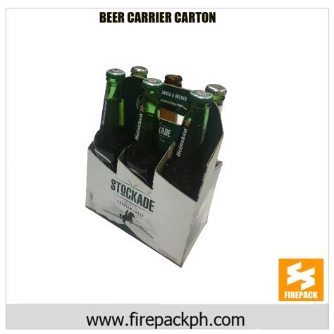 beer carton carrier maker firepack
